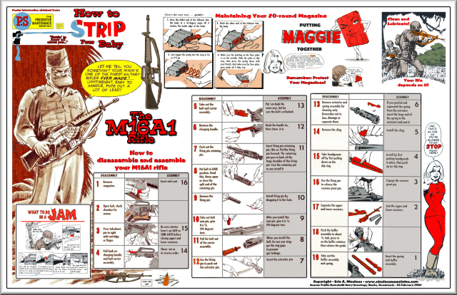 M16/M4 Handbook by Mike Pannone (former SF/JSOC ...