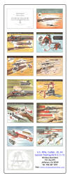 Color Instructional Chart Series, U.S. Rifle, Cal. .30, M1 - Training Chart 9-2 (1-11), War Department Training Aid