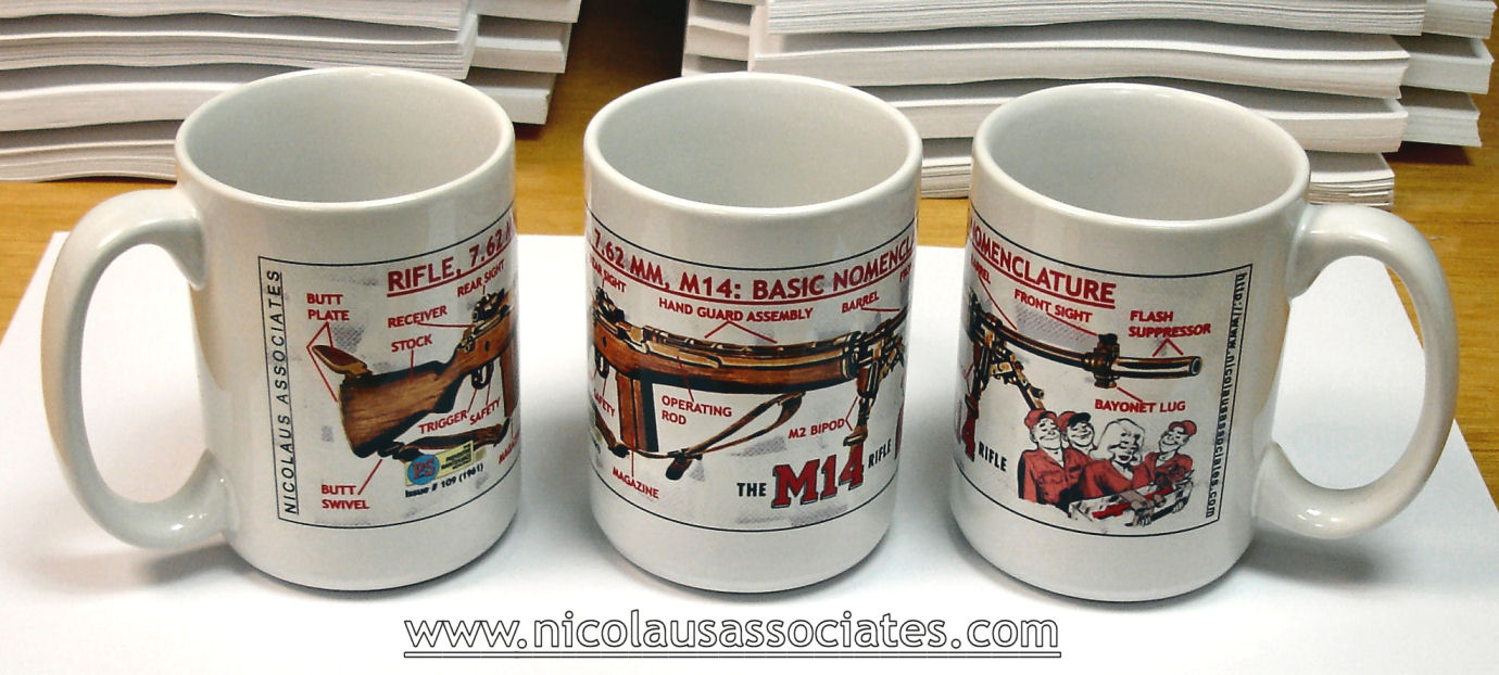 Coffee mugs for sale 28 images m14 carbine garand Coffee cups for sale