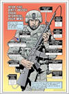 "Color M16 Series Rifle ""Stop The Dirty Dozen From Stopping Your M16"" Poster"