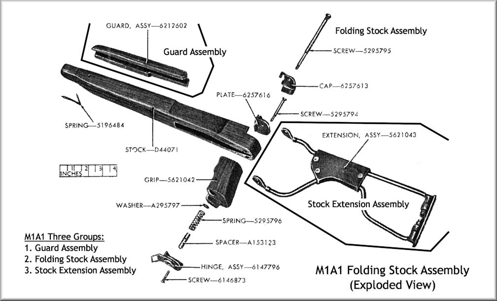 M1 Carbine Schematic Bing Images