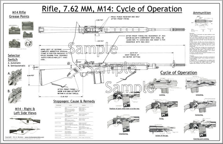 M1a Exploded Diagram Search For Wiring Diagrams