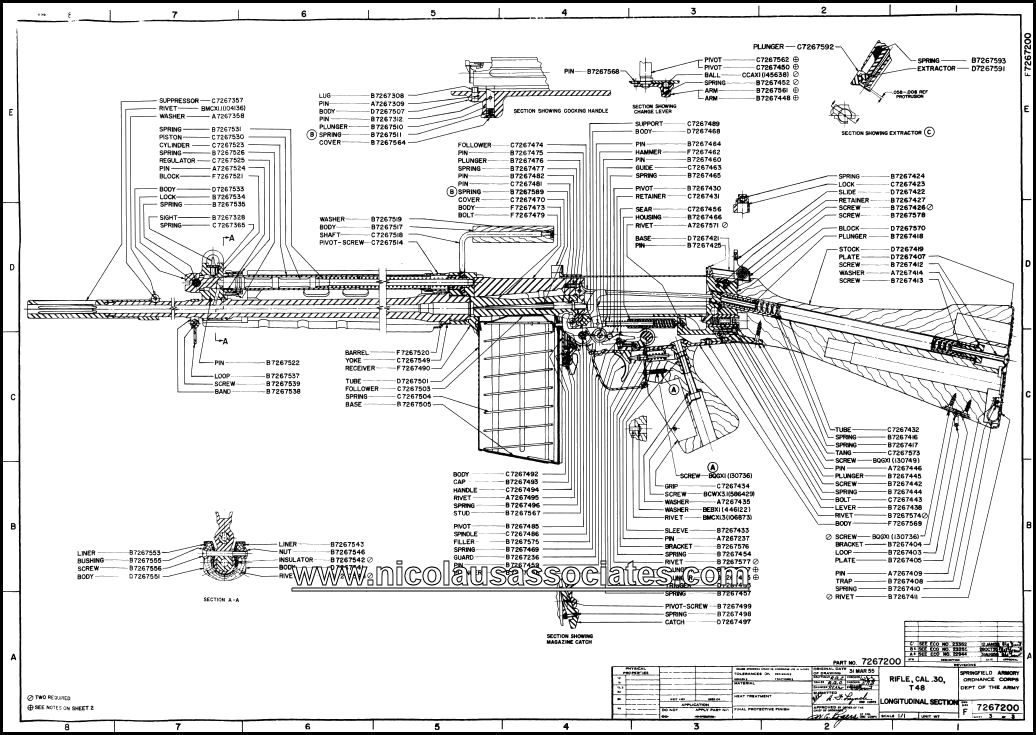 M16a1 Exploded Diagram Wiring Diagram Services
